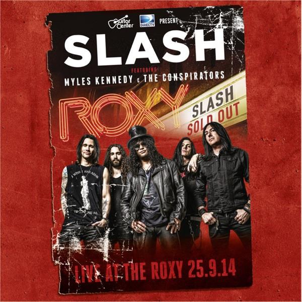 Slash Feat. Myles Kennedy - Back From Cali [Live]