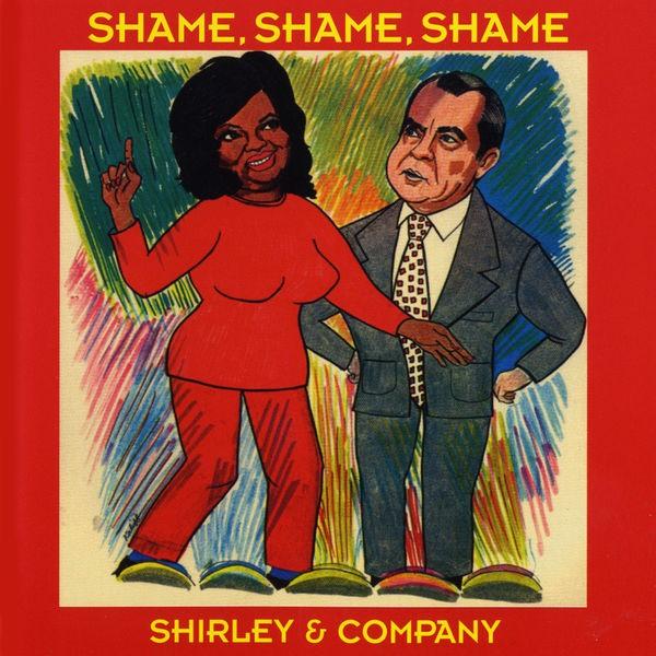 SHIRLEY - Shame Shame Shame