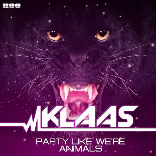 Party Like We're Animals - radio edit