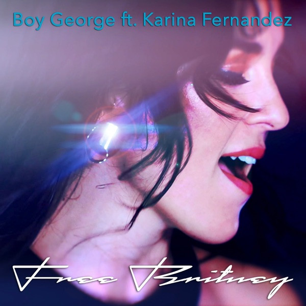 Boy George, Karina Fernández - Free Britney