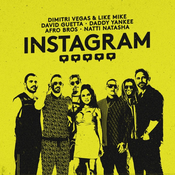 DIMITRI VEGAS & LIKE MIKE - Instagram