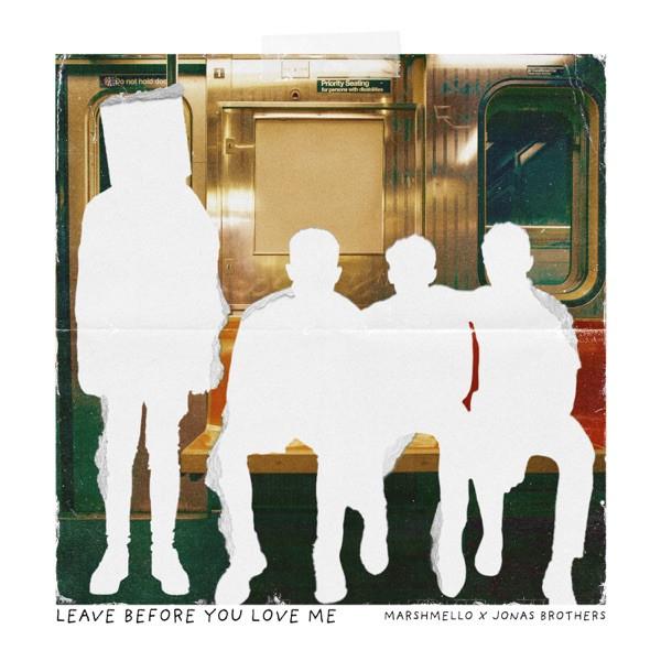 Marshmello + Jonas Brothers - Leave Before You Love Me