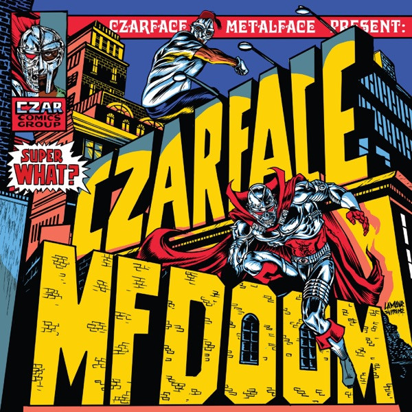 Czarface & MF Doom - This is Canon