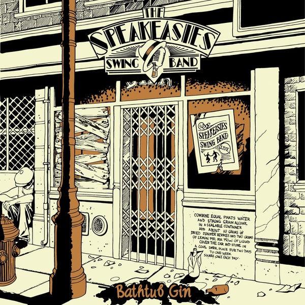 The Speakeasies' Swing Band - (Zormpas' Story)