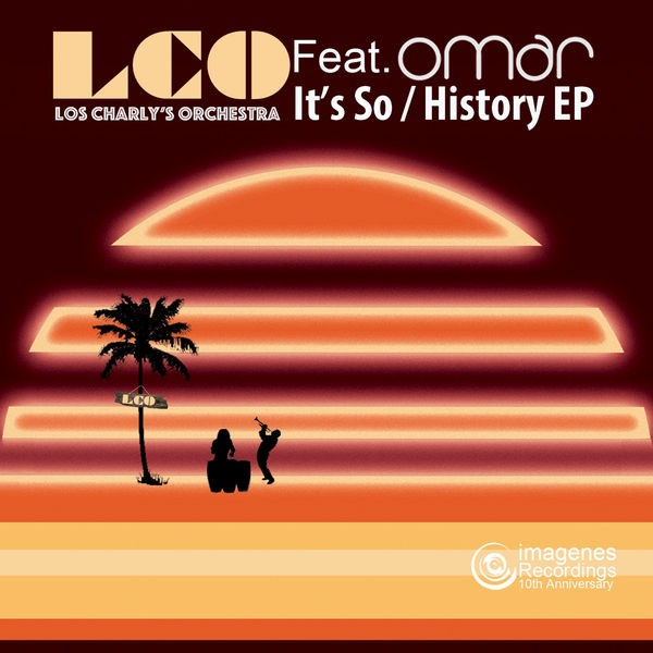 Los Charly's Orchestra, Omar - History