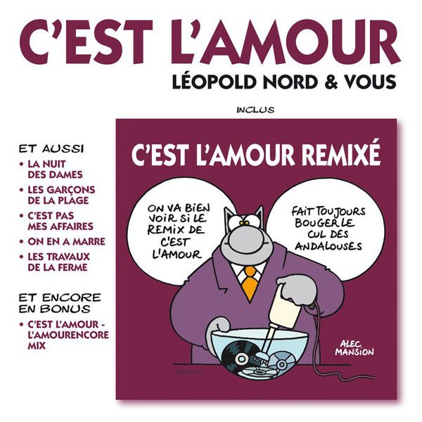 C'est l'amour (L'amourencore Mix By Marc Neutiens) [Radio Edit]