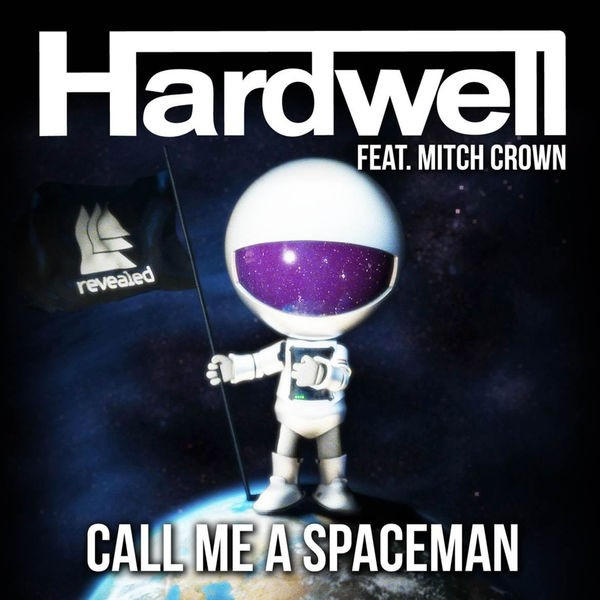 Call Me A Spaceman - Radio Edit
