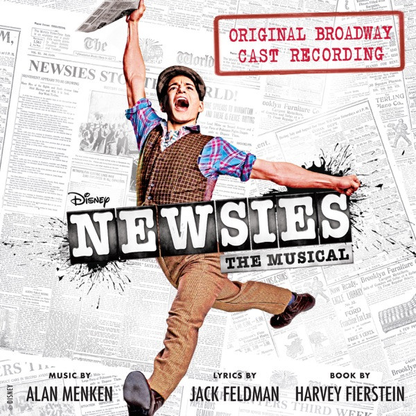 Newsies (Original Broadway Cast Recording) - Carrying The Banner