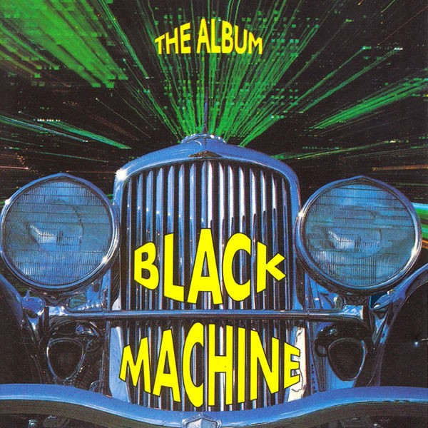 BLACK MACHINE - HOW GEE!