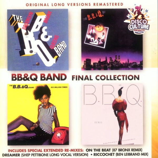 BB & Q BAND - ON THE BEAT