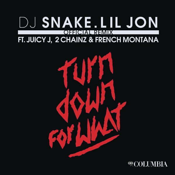 DJ SNAKE feat. Lil  Jon - Turn down for what
