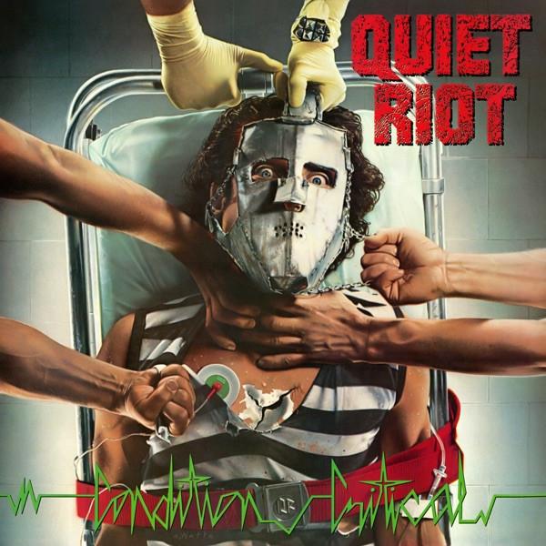 Quiet Riot - Bad Boy