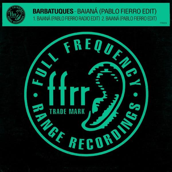 Baianá - Pablo Fierro Radio Edit