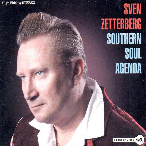 Sven Zetterberg - Cry like a man