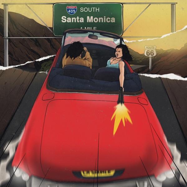 Moha La Squale - Santa Monica