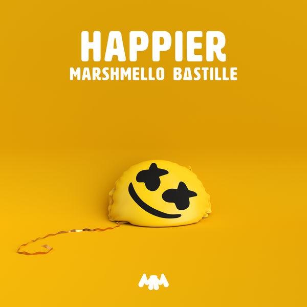 Marshmello + Bastille - Happier
