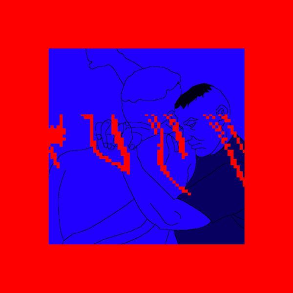 Bleu fuchsia
